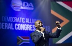 "DA denies catching feelings over Maimane's ""white privilege"" comments"