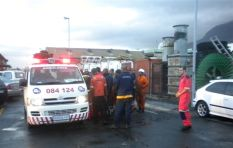 Emergency medical staff protest attacks on Cape Flats