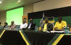 [WATCH] ANC to recall President Zuma