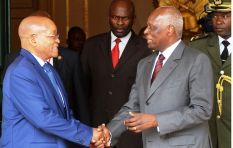 """""""Angola's dos Santos is notorious for corruption and greed"""""""