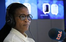 Nomboniso Gasa takes a second bite at #FridayStandIn