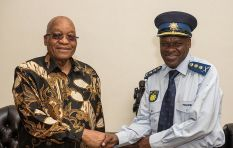 """Sithole's administrative background will aid his role as police commissioner"""