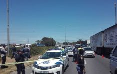 Cape Town N7 shooting in suspected botched hijacking