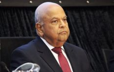 """""""It would have been nice to receive a phonecall"""" - Gordhan"""