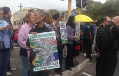 Opinion: Gugs Mhlungu looks at protest action, who/what matters and when