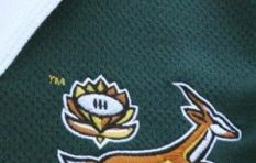 Meet Jeremy Sampson, the man who made the Springbok emblem point the wrong way