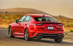 New Kia Stinger ad is awesome (just like Korean cars in general)