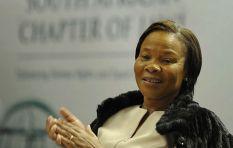 'Susan Shabangu is getting an unfair deal'
