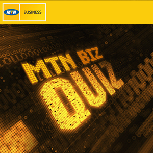 Are you the Whiz of the MTN Biz Quiz?