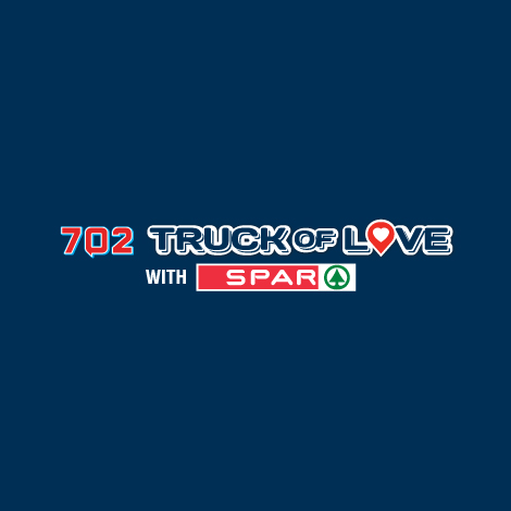 The 702 Truck of Love With SPAR 2016