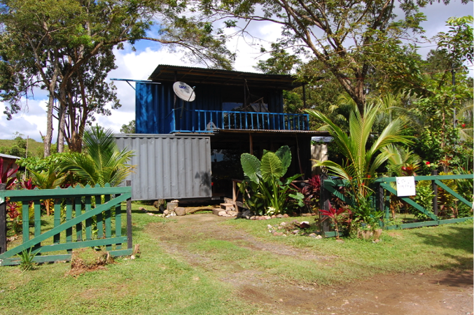 Calling all surfers surf friendly container home in costa rica available - Container homes costa rica ...