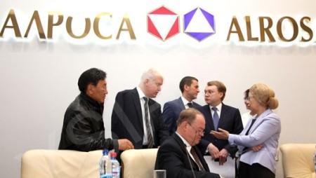 Заседание наблюдательного совета АК «АЛРОСА».