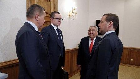 Жарков назначен на пост президента АК «АЛРОСА».