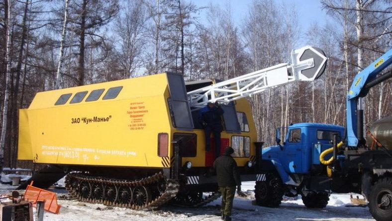 """ЗАО """"Кун-Манье"""" готово инвестировать в разработку месторождения медно-никелевых руд в Приамурье более 60 млрд. рублей."""