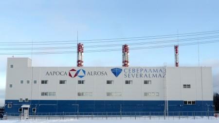 ОАО «Севералмаз» начало добычу руды на трубке «Карпинского-1»
