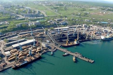 «Русал» может сменить порт