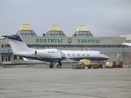 """""""Апатит"""" и """"Северсталь"""" увеличат число рейсов из аэропорта """"Хибины"""" в Петербург"""