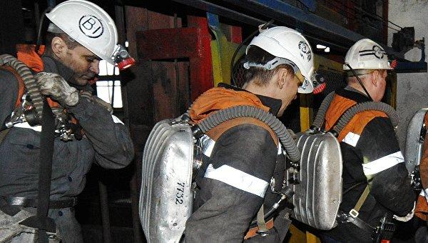 Трагедия на шахте «Северная».