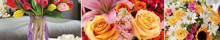 MOTHER'S DAY FLOWERS: SPOIL MOM FOR LESS