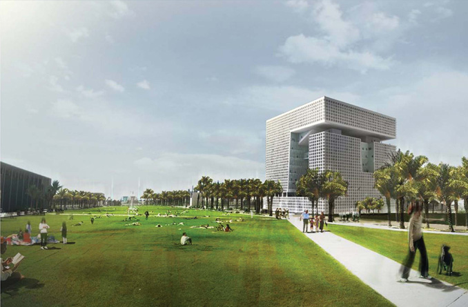 Pcfinancial headquarters victoria park