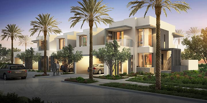 Dubai Hills Estate Maple 1 Protenders