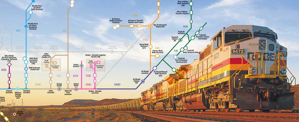 etihad rail network