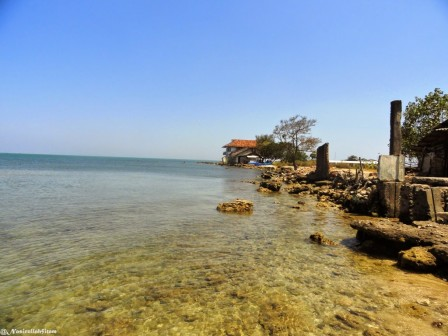 Pantai Ombak Mati Bondo Jepara