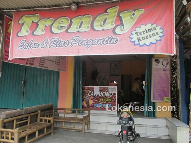 Trendy Salon & Rias Pengantin Ngaliyan - Semarang