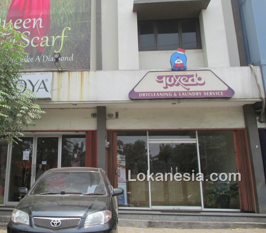 Tuxedo Drycleaning & Laundry Service Ngaliyan - Semarang