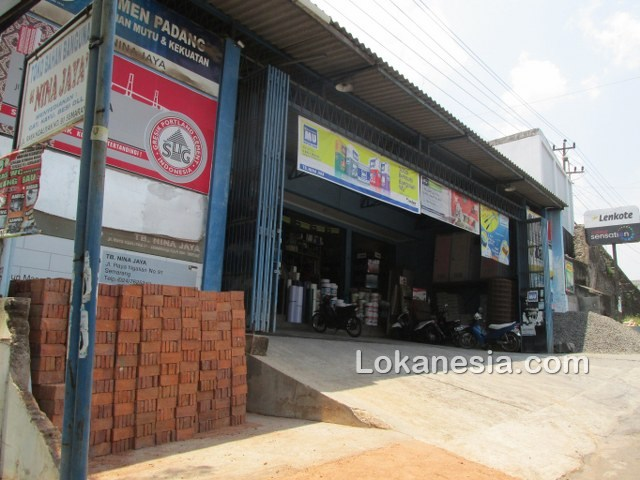 Toko Bangunan TB Nina Jaya Ngaliyan - Semarang