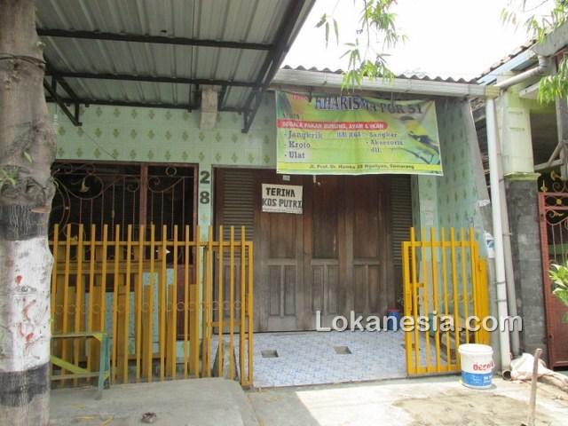 Toko Kharisma Por 51 Ngaliyan Semarang