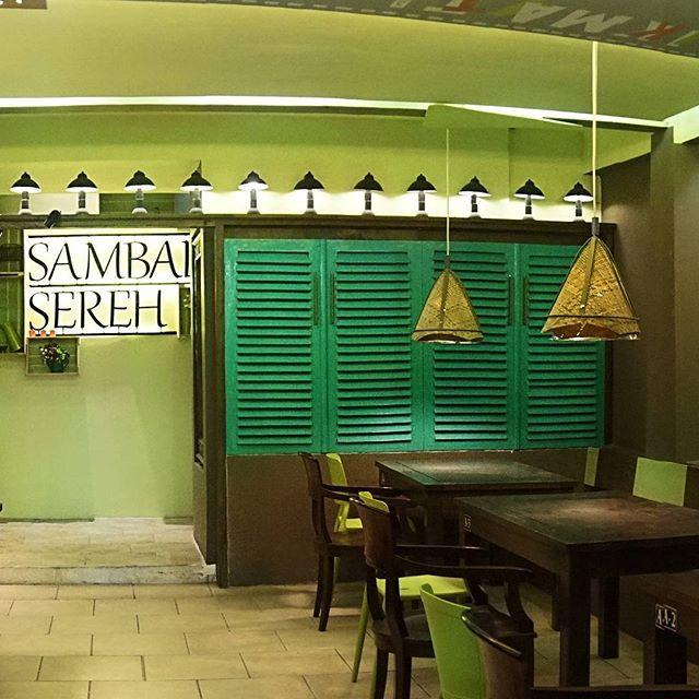 Sambal Sereh Semarang