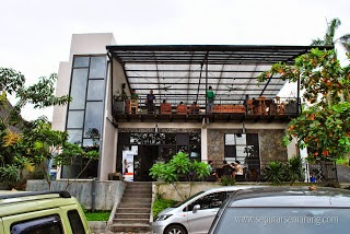 Basilia Cafe and Dine Teuku Umar Semarang