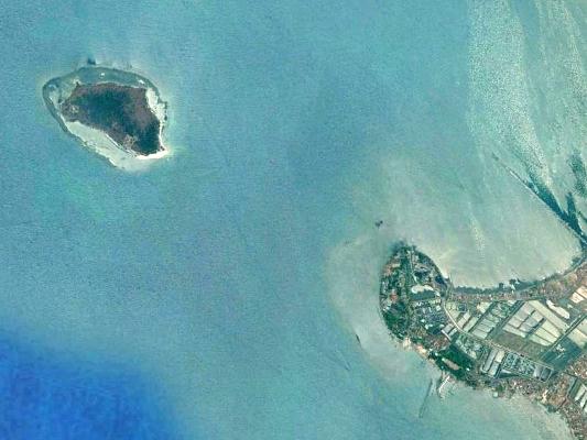 Pantai Pulau Panjang
