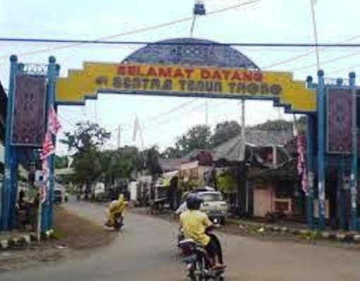 Pusat Tenun Ikat Troso Jepara