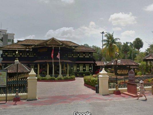Istana Jahar, Kota Bahru, Kelantan