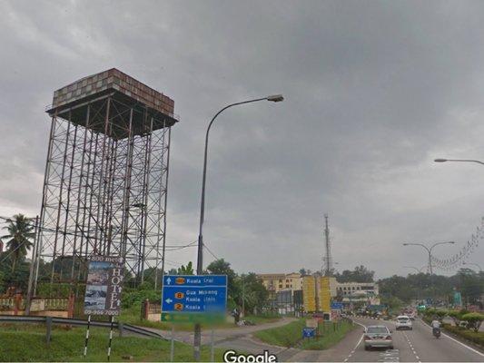 Kuala Krai Map, Things to do in Kuala Krai, Kelantan, Malaysia