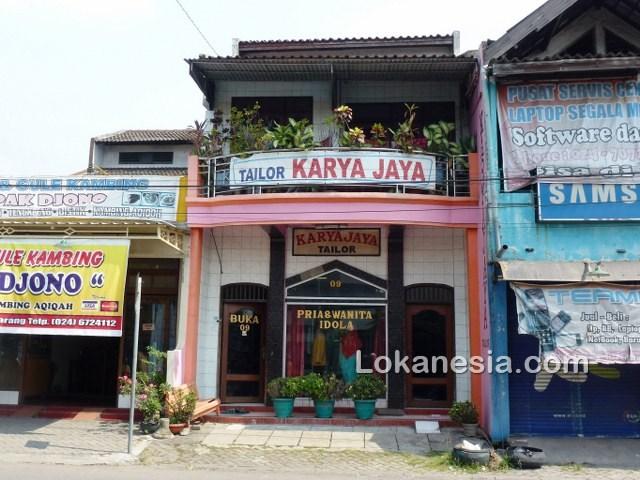 Tailor Karya Jaya Semarang