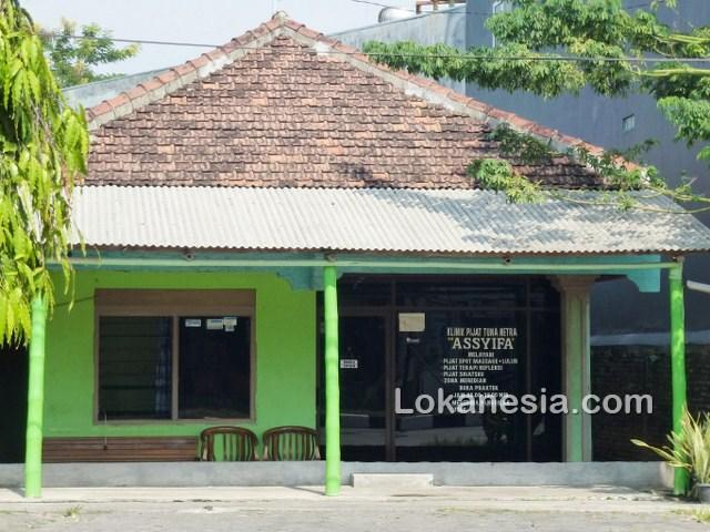Klinik Pijat Tuna Netra Assyifa