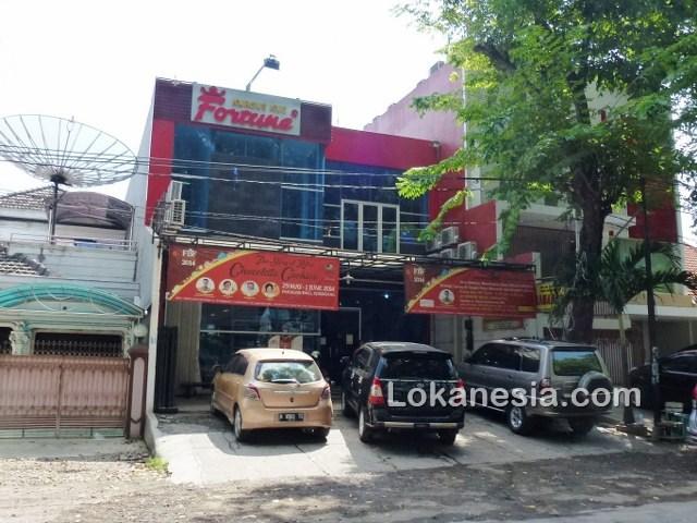 Kursus Kue Fortune Semarang