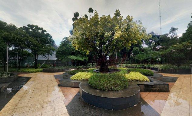 Taman Menteng - Jakarta Pusat