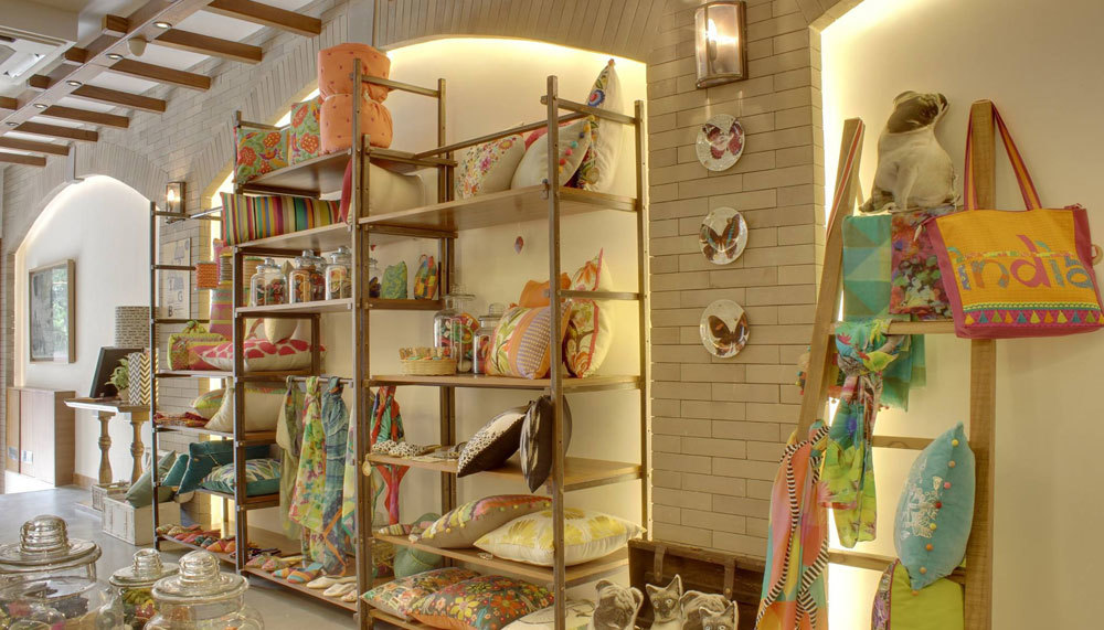 The top 10 home decor stores in delhi so delhi for Good earth home decor india