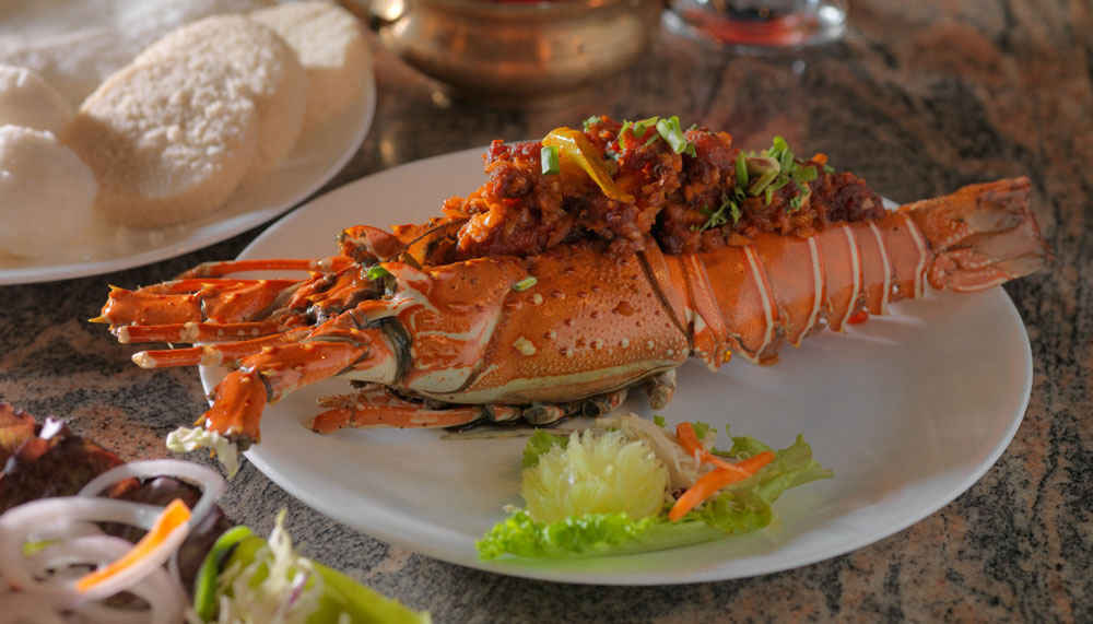seafood in margao restaurant