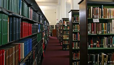 St. Charles Borromeo Seminary's Ryan Memorial Library