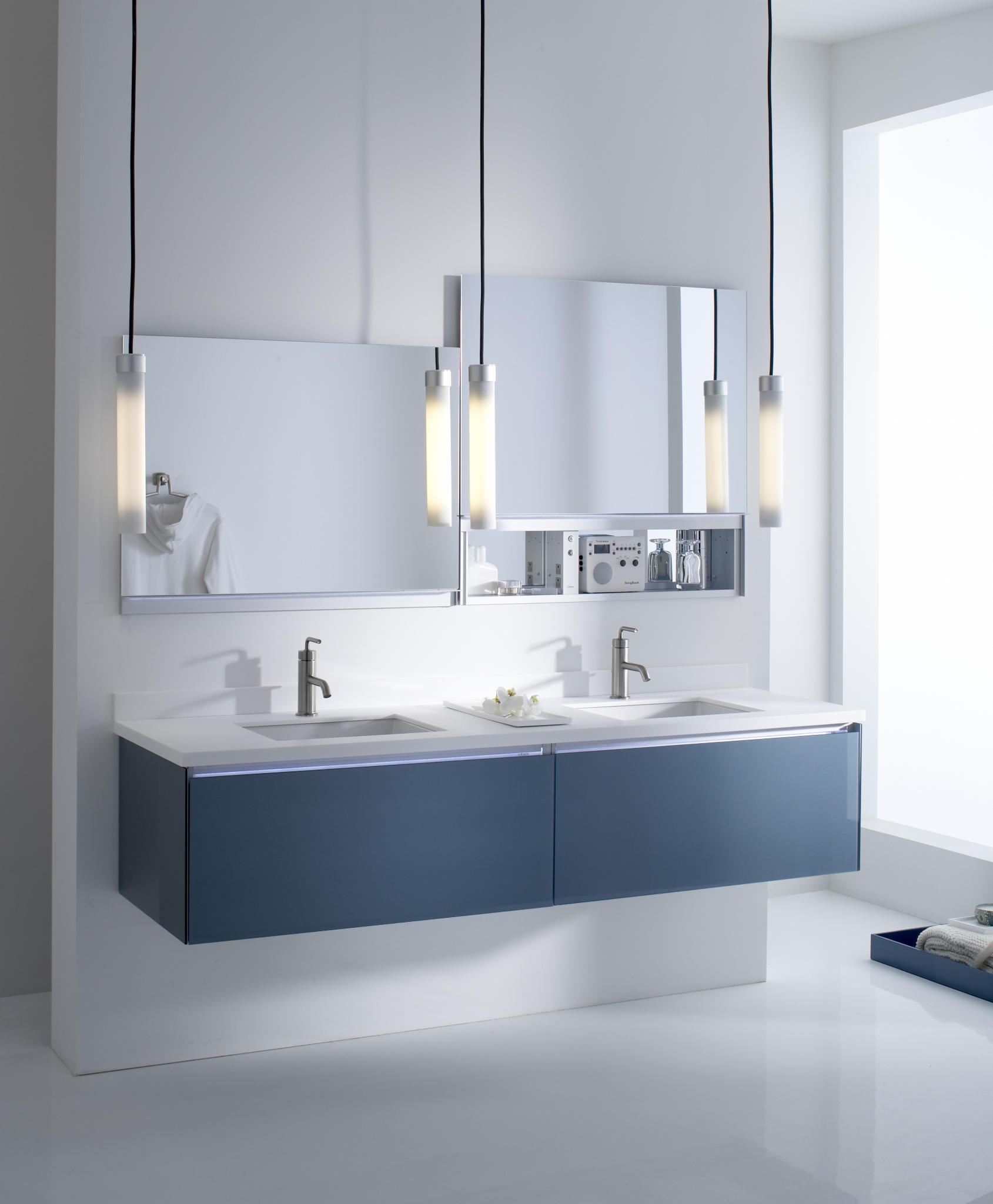 Kohler bathroom cabinets