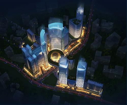 沈陽東鴻商業中心