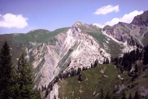 Falde alpine: le Brecce di Tarantasia (Tête de la Tronche, Col Sapin)