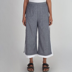 Double Layered Flared Pants