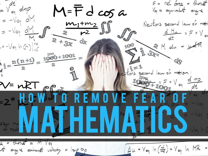 remove Mathematics fear