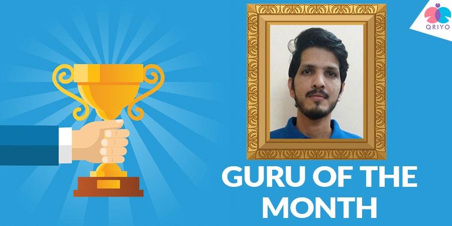 guru of the month